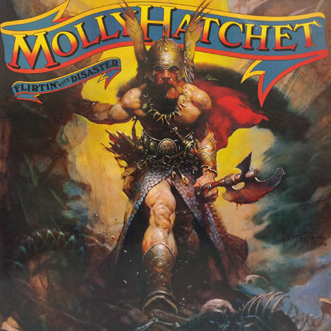 Molly Hatchet Vinyl (Used)