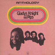 Gladys Knight and the Pips Vinyl (Used)
