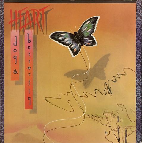 "Heart Vinyl 12"" (Used)"