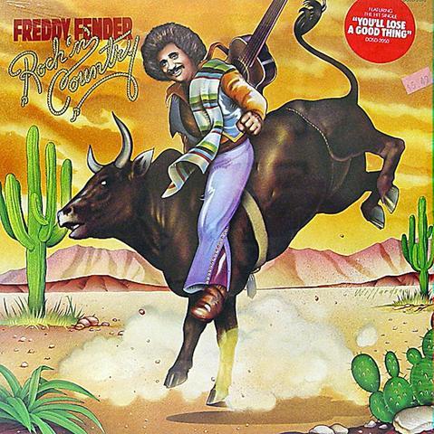 """Freddy Fender Vinyl 12"""" (New)"""