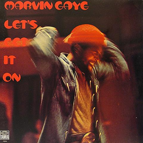 Marvin Gaye Vinyl (Used)