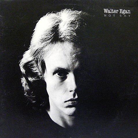 """Walter Egan Vinyl 12"""" (Used)"""