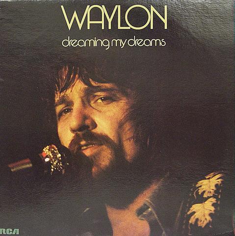 """Waylon Jennings Vinyl 12"""" (Used)"""