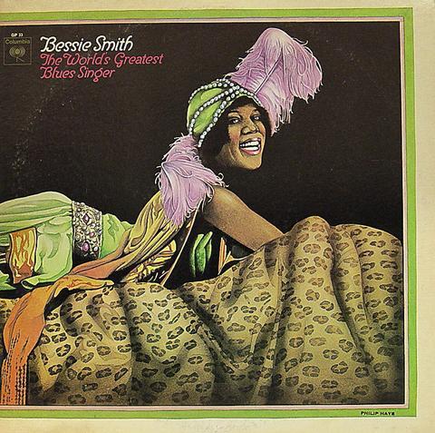 """Bessie Smith Vinyl 12"""" (Used)"""