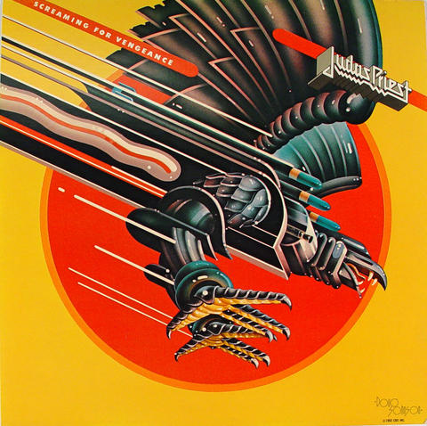 Judas Priest Album Flat
