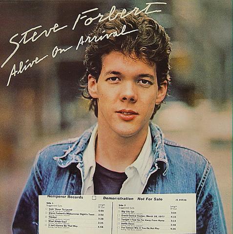 """Steve Forbert Vinyl 12"""" (Used)"""