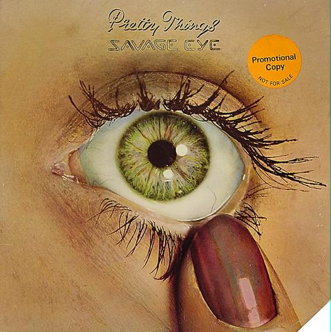 Pretty Things Vinyl (Used)