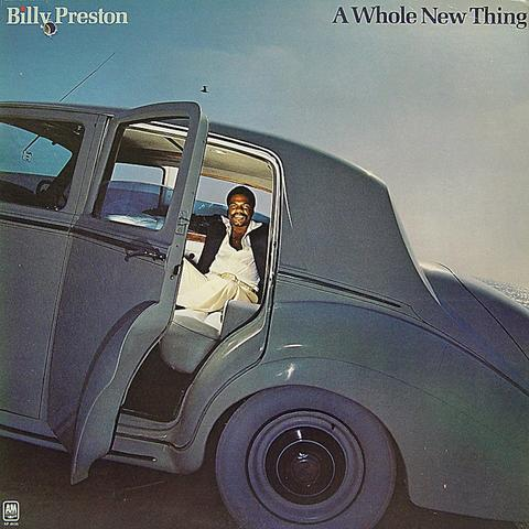 Billy PrestonVinyl (Used)