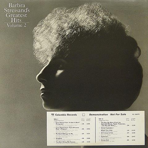 Barbra StreisandVinyl (Used)