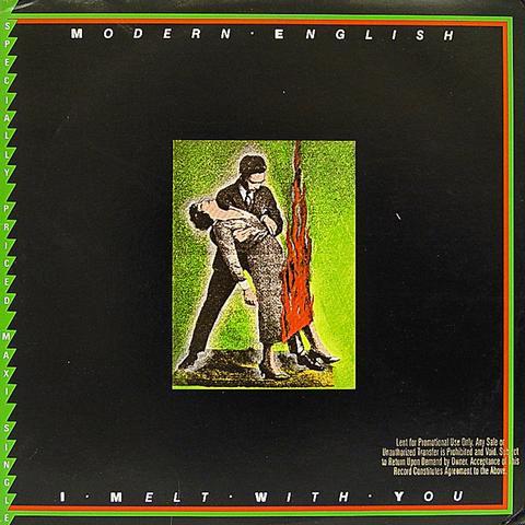 "Modern English Vinyl 12"" (Used)"