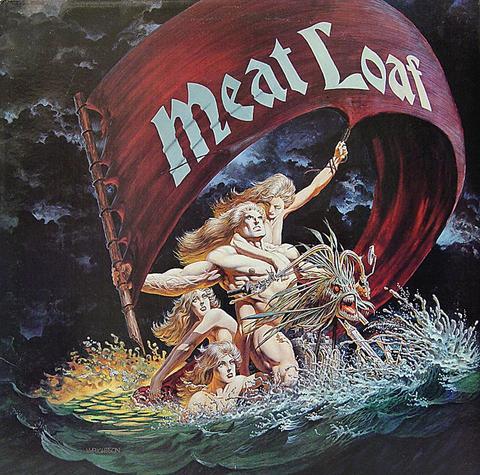 "Meat Loaf Vinyl 12"" (Used)"