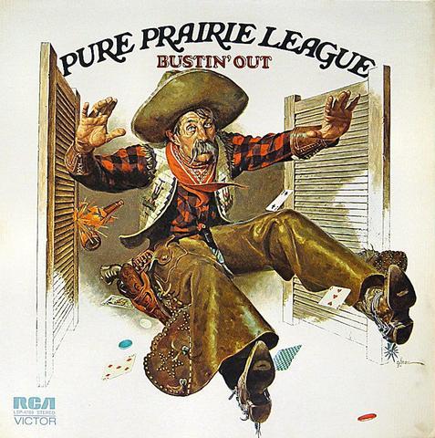 "Pure Prairie League Vinyl 12"" (Used)"