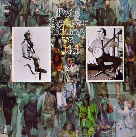"""Pete Seeger Vinyl 12"""" (Used)"""
