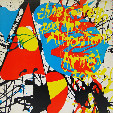 "Elvis Costello & the Attractions Vinyl 12"" (Used)"