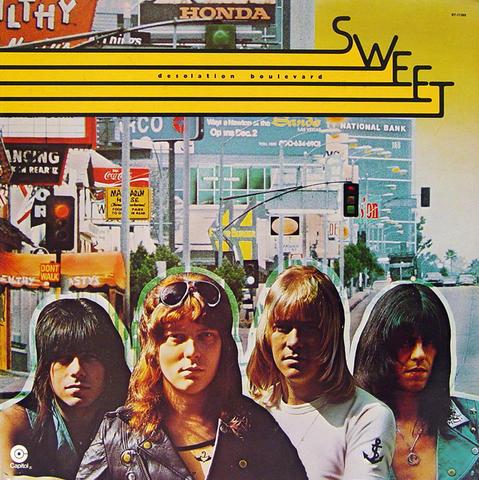 """Sweet Vinyl 12"""" (Used)"""