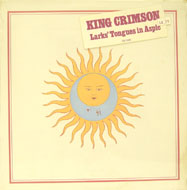 "King Crimson Vinyl 12"" (New)"