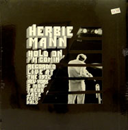 "Herbie Mann Vinyl 12"" (New)"