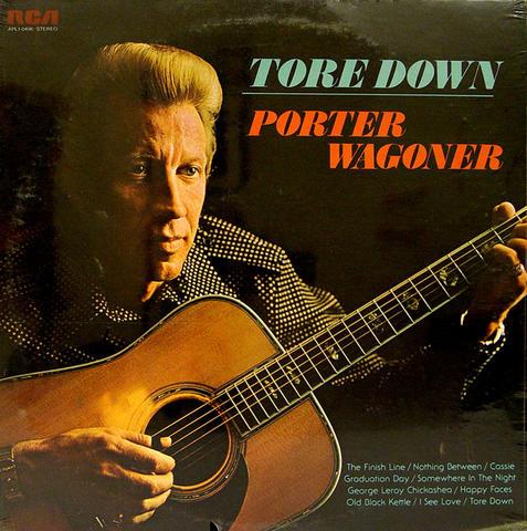 """Porter Wagoner Vinyl 12"""" (New)"""