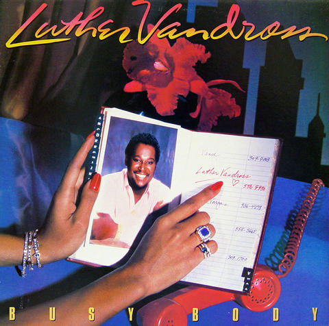 """Luther Vandross Vinyl 12"""" (Used)"""