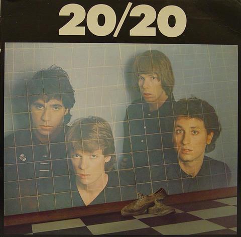 "20/20 Vinyl 12"" (Used)"
