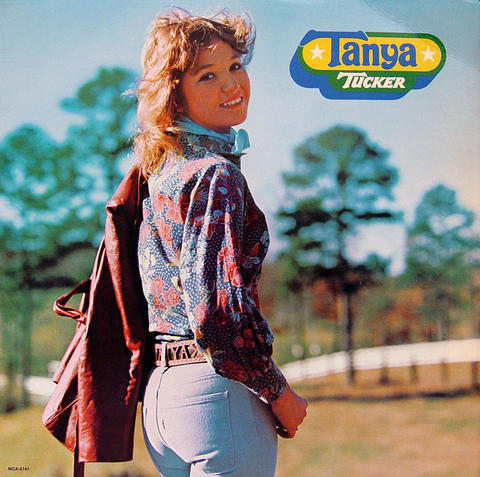 "Tanya Tucker Vinyl 12"" (Used)"