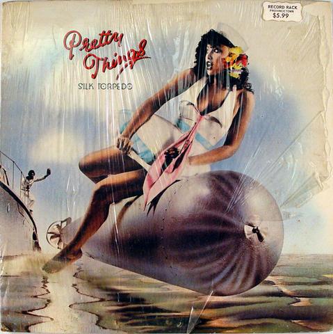 "Pretty Things Vinyl 12"" (Used)"