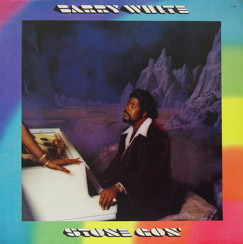 "Barry White Vinyl 12"" (Used)"