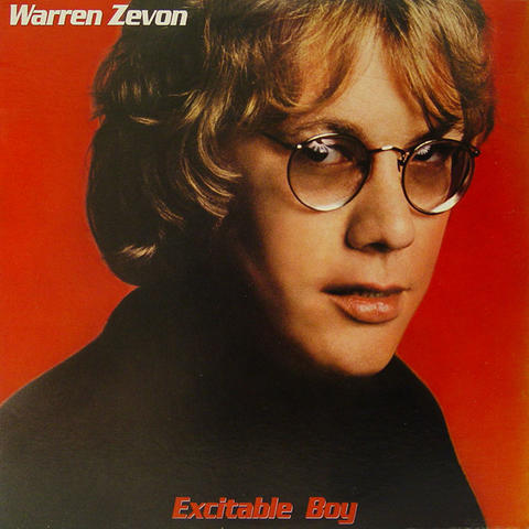 "Warren Zevon Vinyl 12"" (Used)"