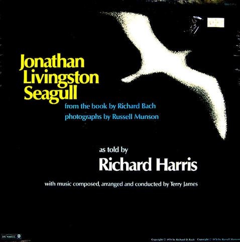 "Richard Harris Vinyl 12"" (New)"