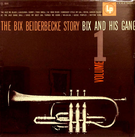 "Bix Beiderbecke Vinyl 12"" (New)"