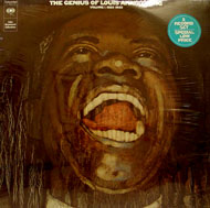 Louis Armstrong Vinyl (New)