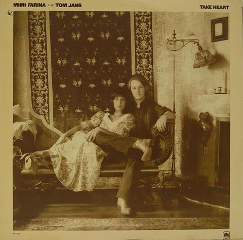 """Mimi Farina Vinyl 12"""" (Used)"""
