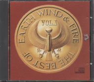 Earth, Wind & Fire CD