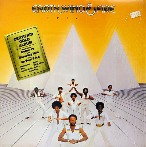 "Earth, Wind & Fire Vinyl 12"" (Used)"