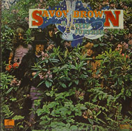"Savoy Brown Vinyl 12"" (Used)"