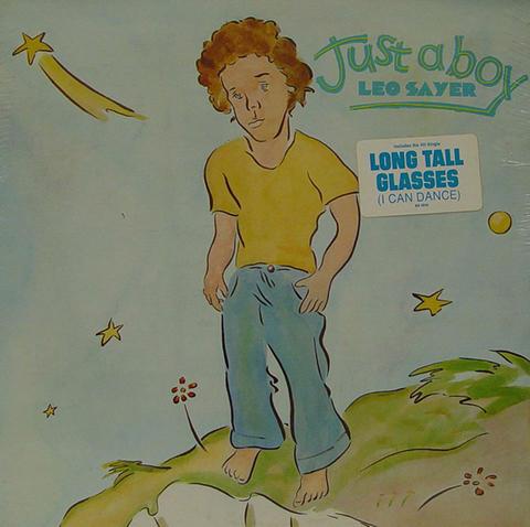 """Leo Sayer Vinyl 12"""" (Used)"""