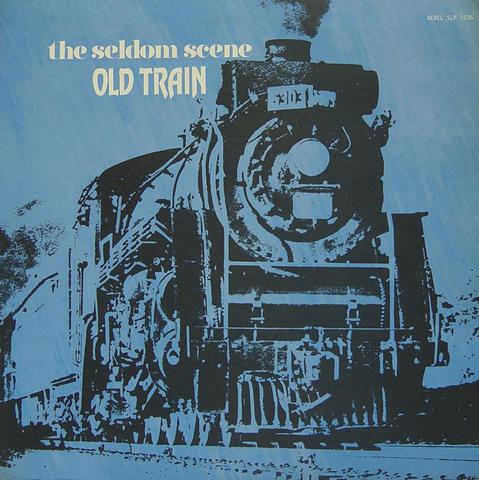"The Seldom Scene Vinyl 12"" (Used)"