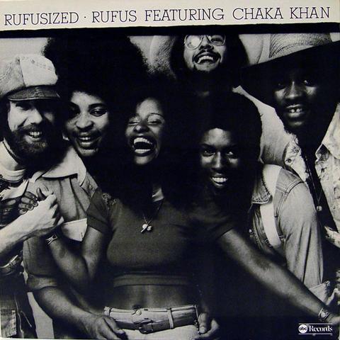 """Rufus & Chaka Kahn Vinyl 12"""" (Used)"""