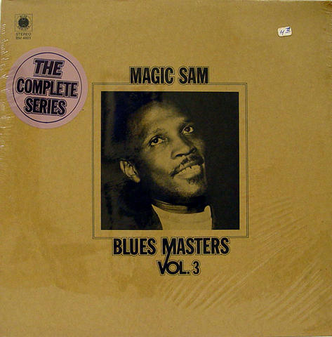 "Magic Sam Vinyl 12"" (New)"