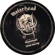 """Motorhead Vinyl 7"""" (Used)"""