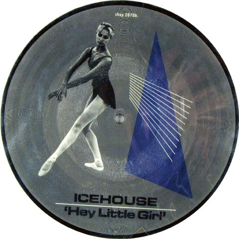 "Icehouse Vinyl 7"" (Used)"