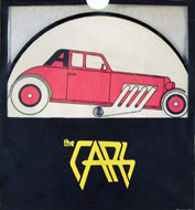 "The Cars Vinyl 7"" (Used)"