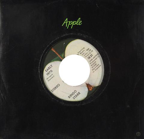 "Ringo Starr Vinyl 7"" (Used)"