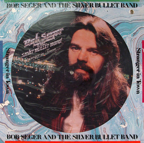 "Bob Seger and The Silver Bullet Band Vinyl 12"" (New)"