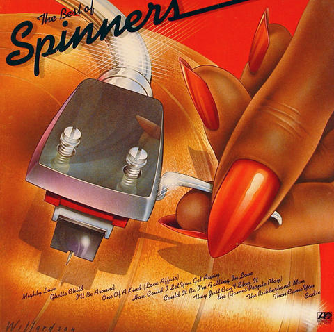 """The Spinners Vinyl 12"""" (Used)"""