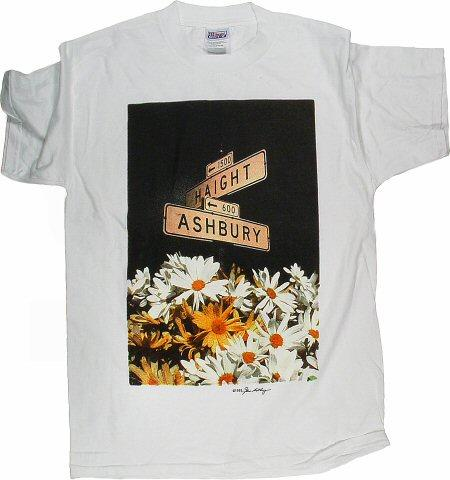 Haight Ashbury Street SignMen's Vintage T-Shirt
