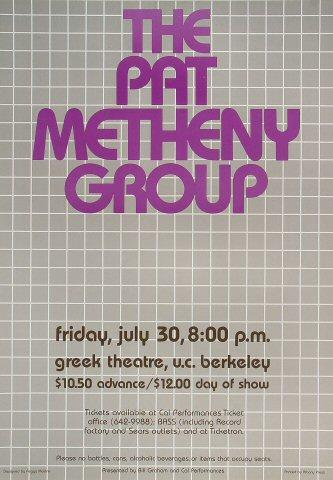 Pat Metheny GroupPoster