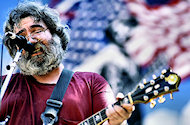 Jerry GarciaBG Archives Print