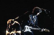 Bob DylanBG Archives Print