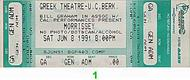 Morrissey1990s Ticket
